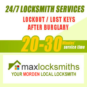 Morden locksmiths