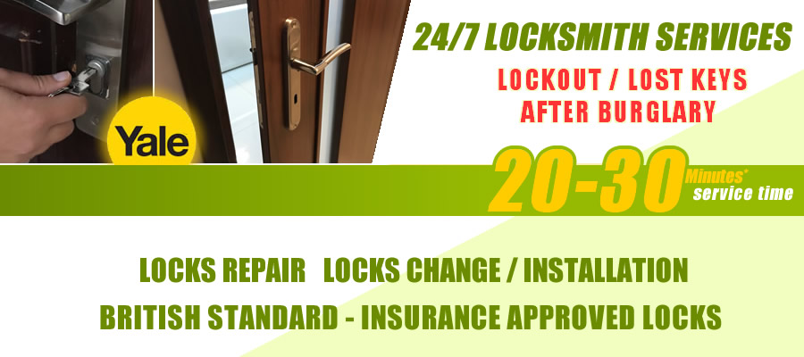 Morden Park locksmith services